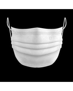Schutzmasken, Mund-Nase-Maske, MNS 07, 4-lagig, VE: 50 Stück