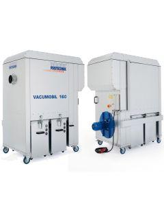 Vacumobil VT 160-L (Abreinigung: Vibration), Tonneneinheit, Entstauber, 2,2 kW, GS/H3