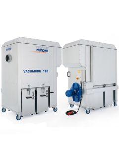 Vacumobil VT 180-L (Abreinigung: Vibration), Tonneneinheit, Entstauber, 3,0 kW, GS/H3